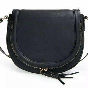Sole Society Crossbody Bag Thalia Black Purse